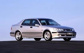 Saab 9-5. O carro mais seguro da Suécia.