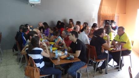 Coffee-Break - Caracolada no Montijo