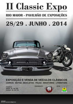 II CLASSIC EXPO - RIO MAIOR