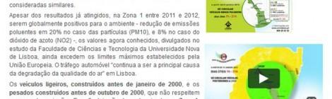 Zonas Emissões Reduzidas - Câmara Municipal de Lisboa