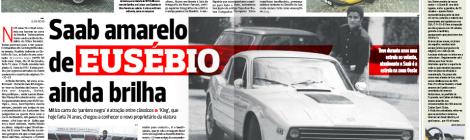 """Grande Reportagem do Jornal """" A Bola """""""
