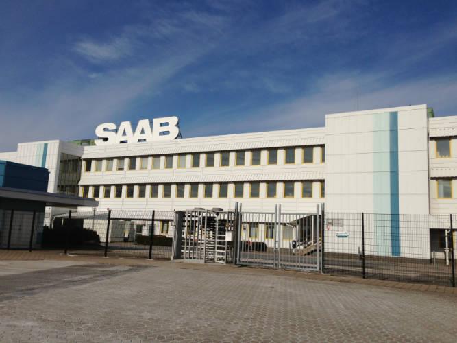 SAAB-Factory